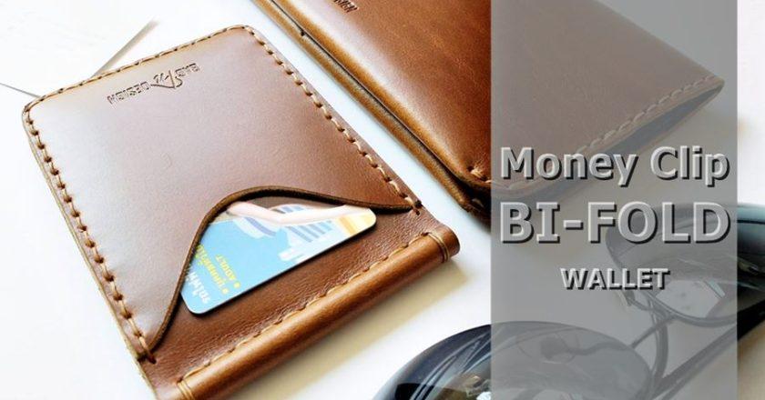กระเป๋าสตางค์ ผู้ชาย Money clip