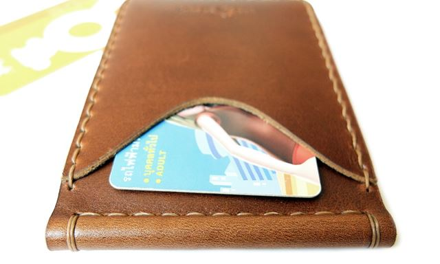 MONEY-CLIP-wallet bi-fold