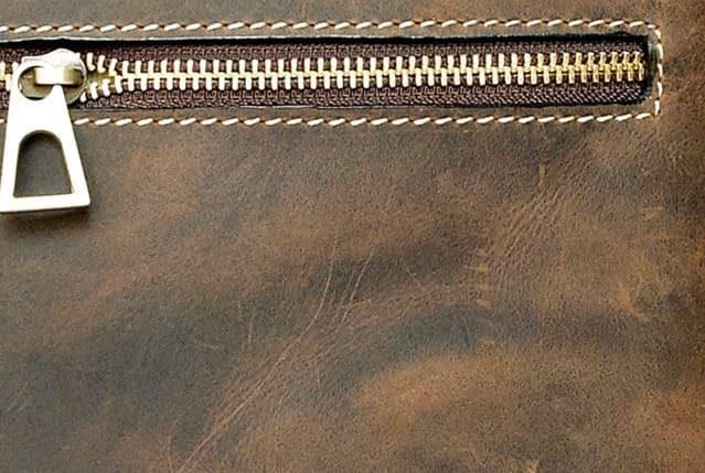 Roebuck-oil nubuck-leather