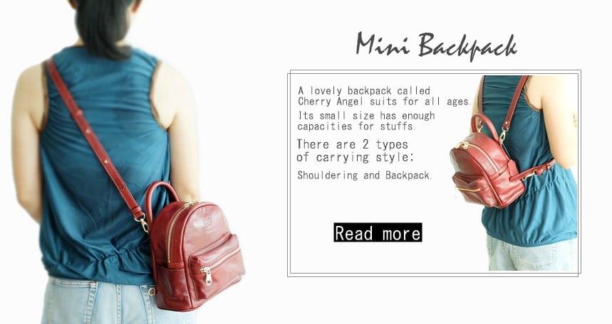 กระเป๋าแฟชั่น แบบเป๋หนังแท้ สีแดง สำหรับผู้หญิง