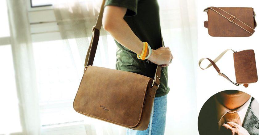Review bag กระเป๋าหนังแท้