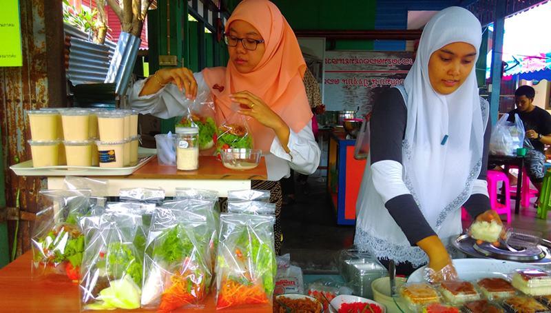 ตลาดชุมชนสวนหลวง เจริญกรุง 103
