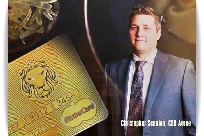 บัตรเครดิต ทองคำ Aurae