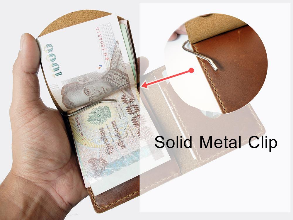 กระเป๋าเงิน แบบหนีบ Clip