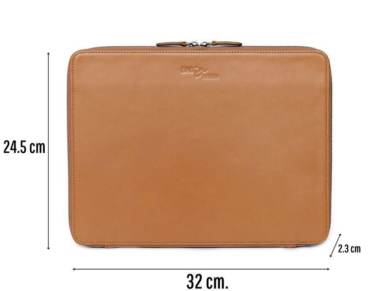 ขนาด กระเป๋าหนังแท้ Folio leather คล่องตัวในการใช้งาน