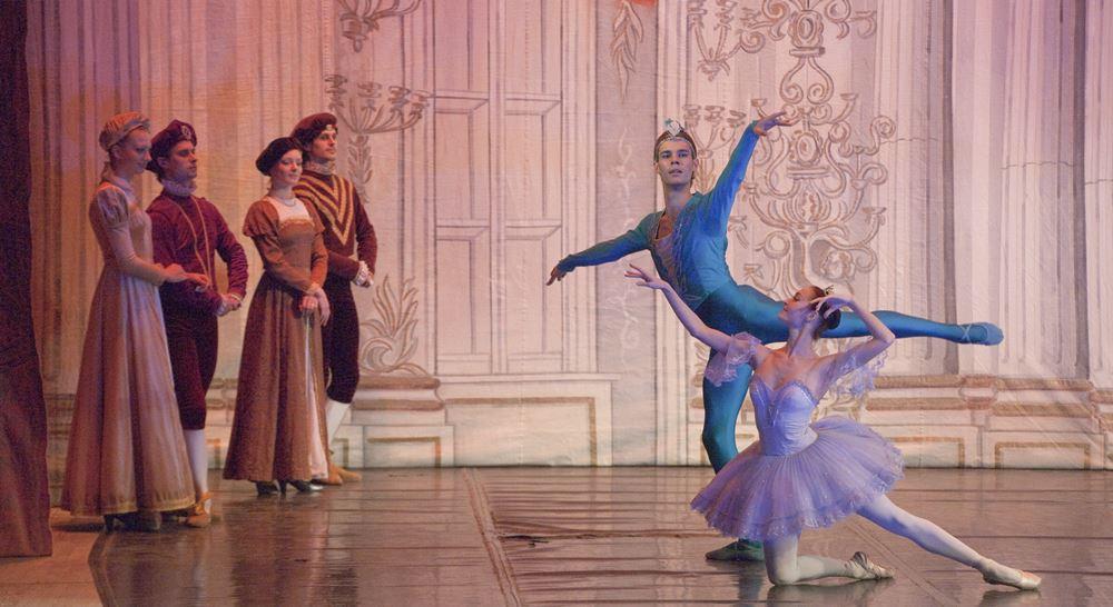 Ballet Photo by Pixabay Schreibikus