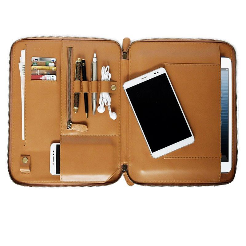 กระเป๋าหนังแท้ Folio leather ประโยชน์ใช้สอย