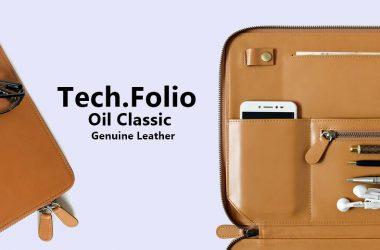 Tech.folio cover page
