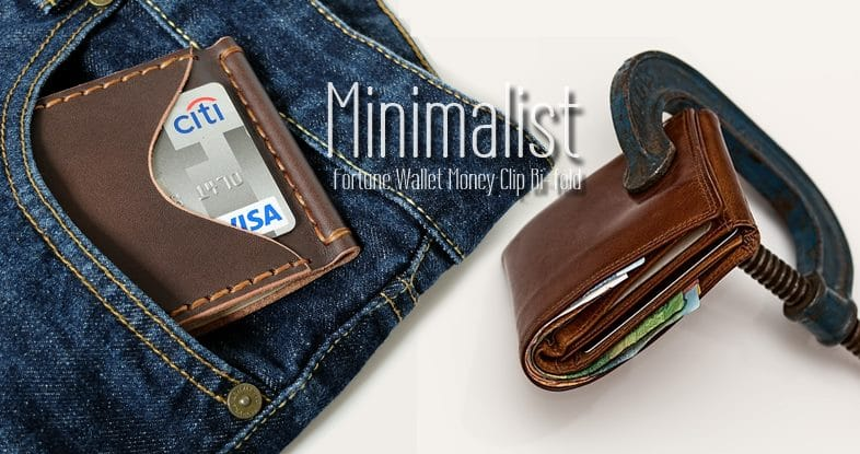 กระเป๋าธนบัตร สำหรับผู้ชาย Smart & Valuable