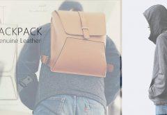 กระเป๋าเป้ ผู้ชาย หนังแท้ แนะนำ