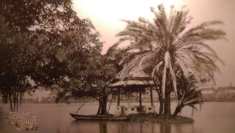 หลายสิบปีก่อน พื้นที่ฝั่งธนบุรี