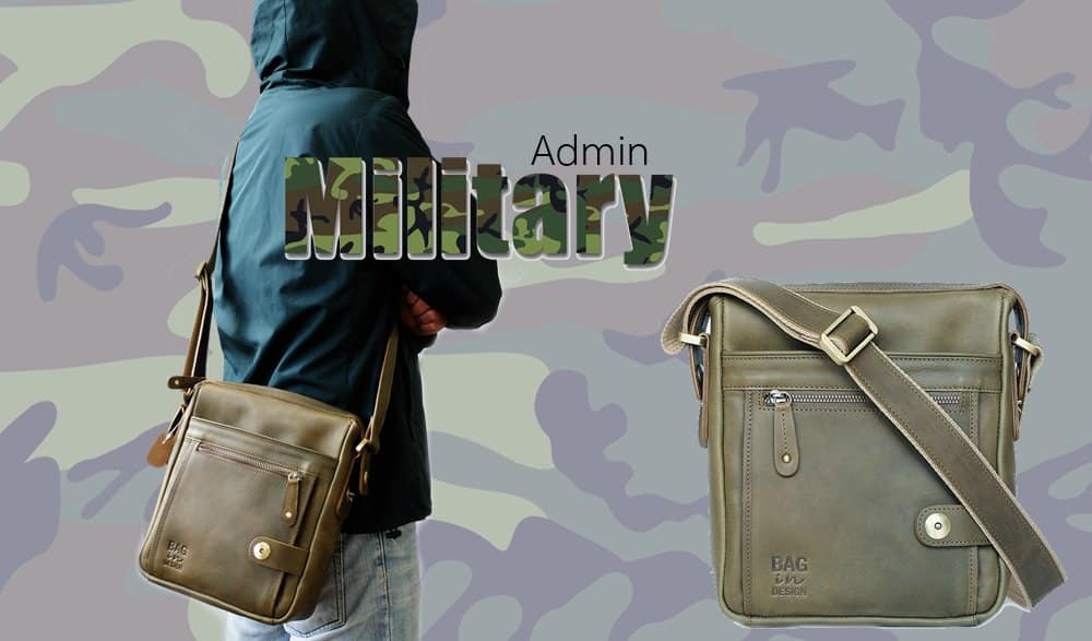 Military bag admin