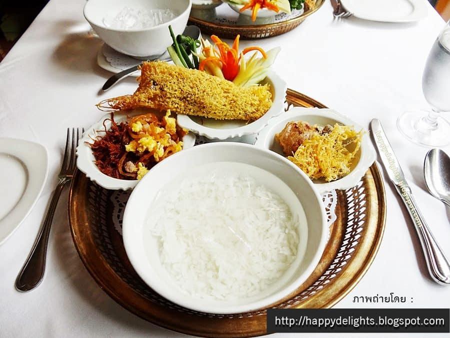 ข้าวแช่ ตำรับอาหารไทยโบราณ
