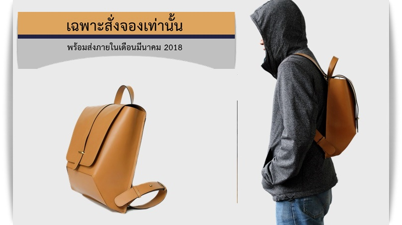 backpack genuine leather