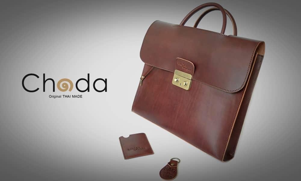 กระเป๋าหนังแท้ ใส่ laptop macbook