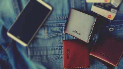 กระเป๋าหนังแท้ Wallet smart formen