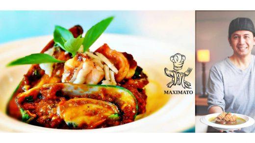 อาหารไทยฟิวชั่น Maximato