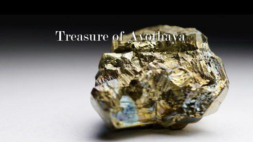 ทองคำ กรุสมบัติแห่งอโยธยา