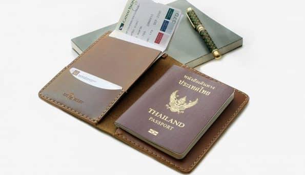 Premium gift for passport holder