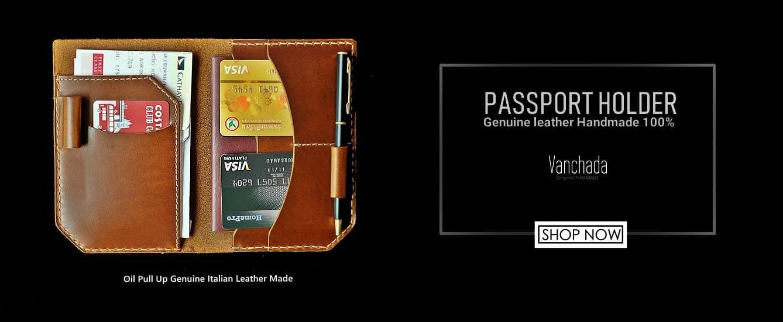 passport holder new2019 bag leather