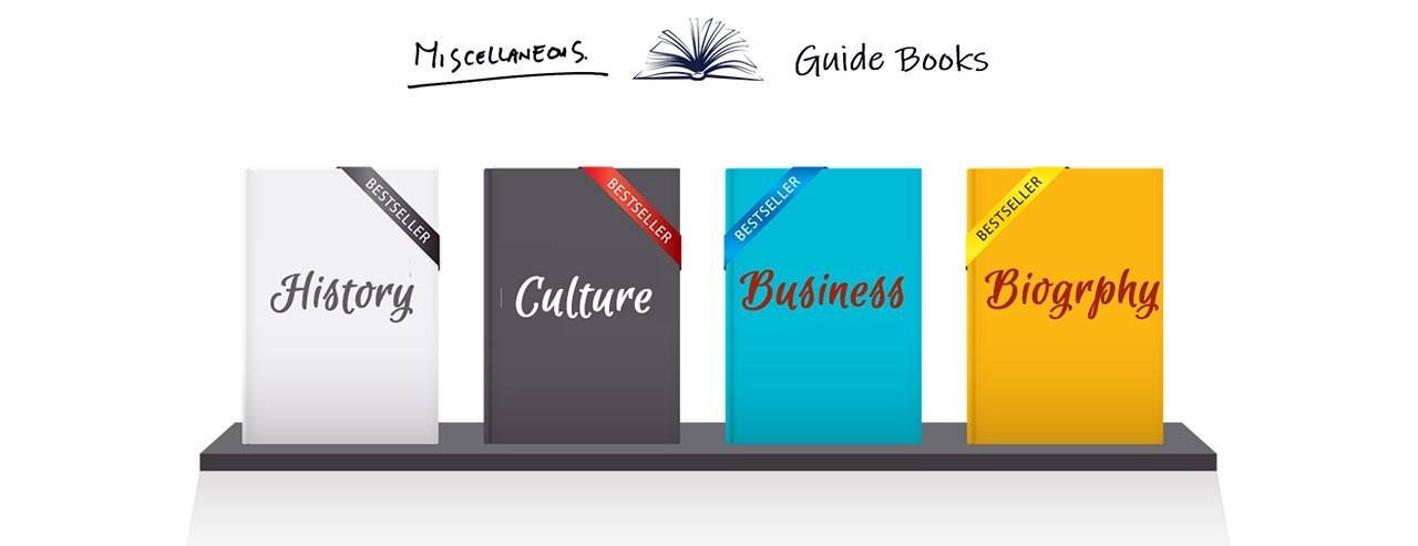 miscellaneous Guide books