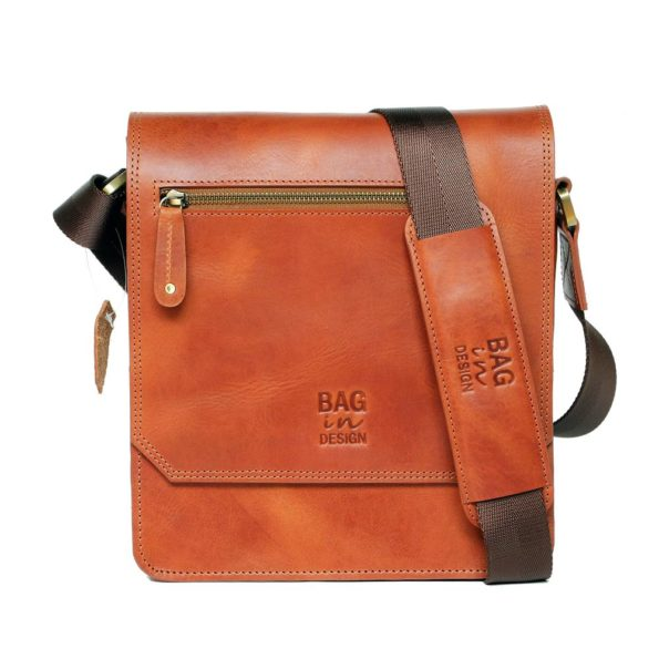 กระเป๋าผู้ชาย tan wax