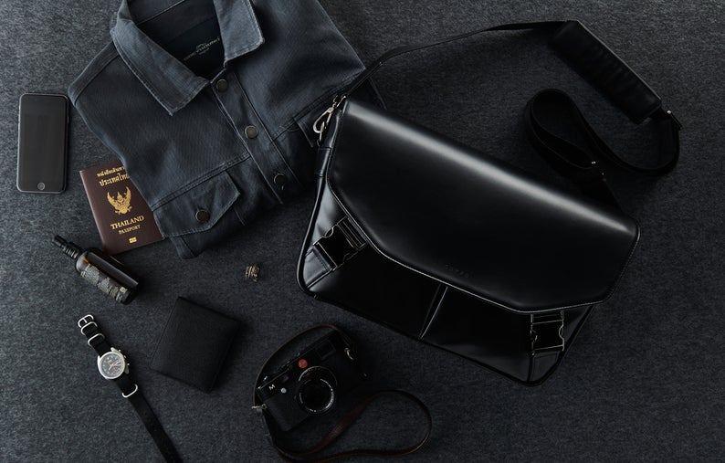 Bag camera Black