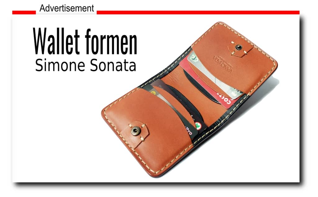 wallet leather formen