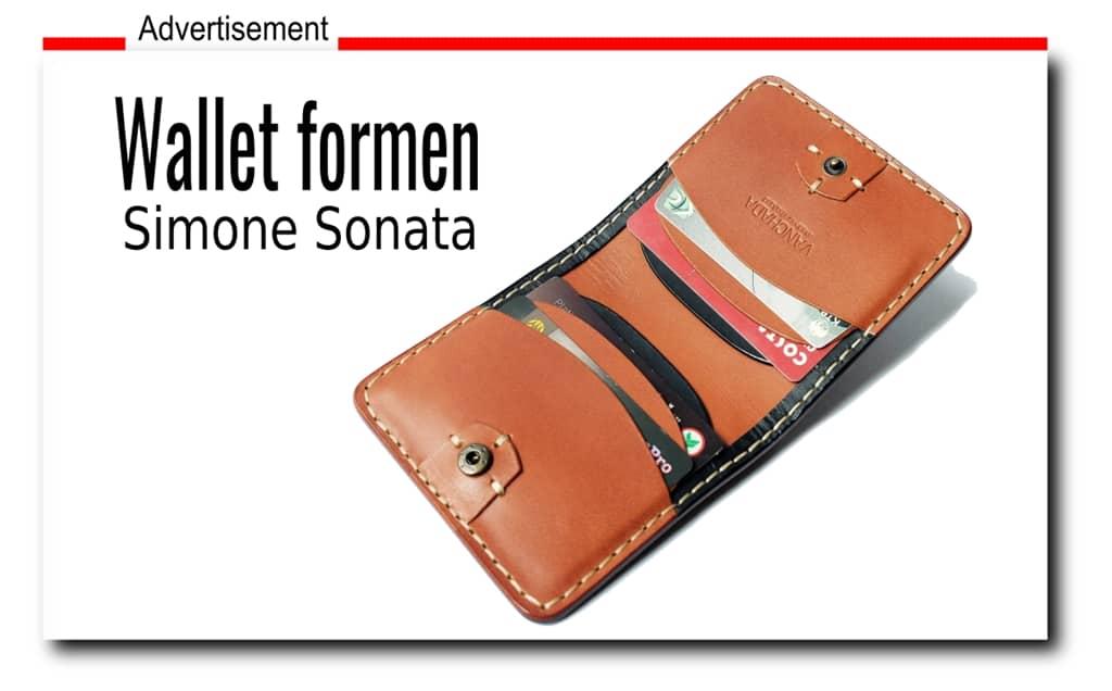 wallet leather formen